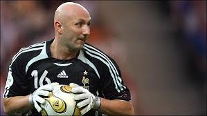 Barthez urodziny football kicks