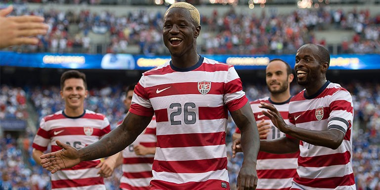 gold cup 2013- usa