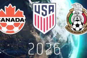 Mundial 2026 w Kanadzie, USA i Meksyku !