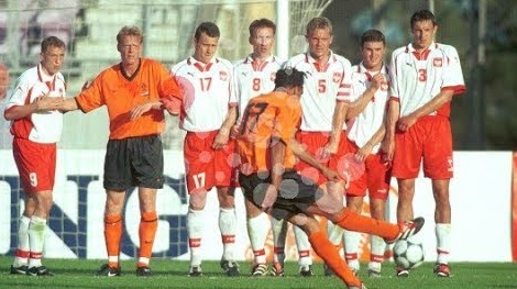 Holandia-Polska 2000