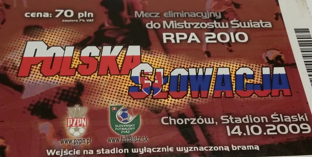 Polska - Słowacja 2009 Chorzów