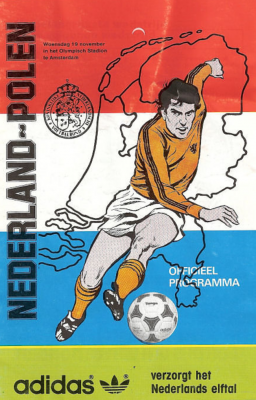 Holandia - Polska 1986