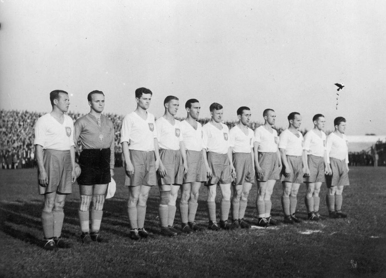 Polska - Szwecja 1937