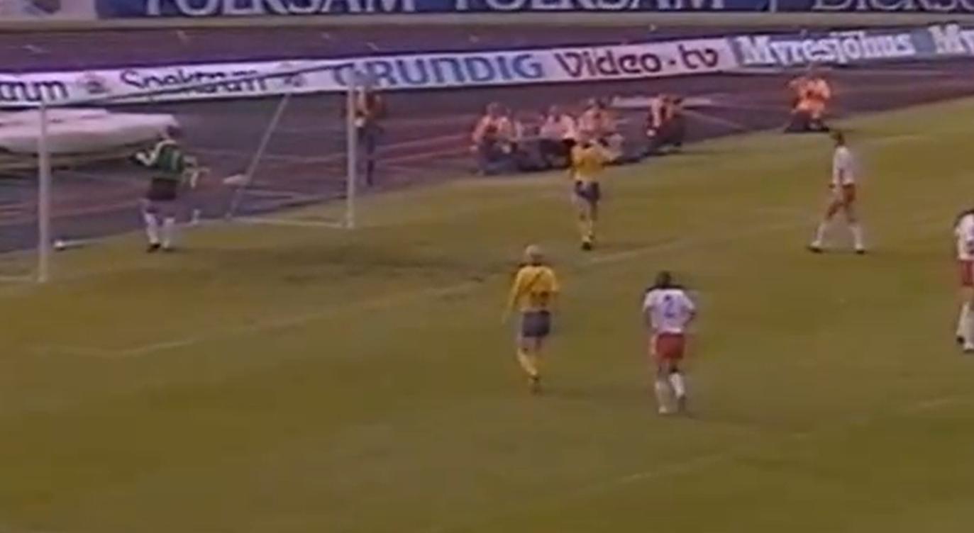 Szwecja-Polska 1985