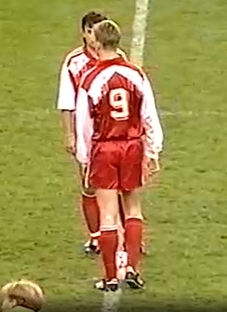 Szwecja-Polska 1992
