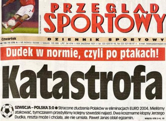 Szwecja - Polska 2003