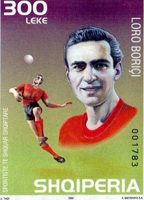 Albania - Polska 1953