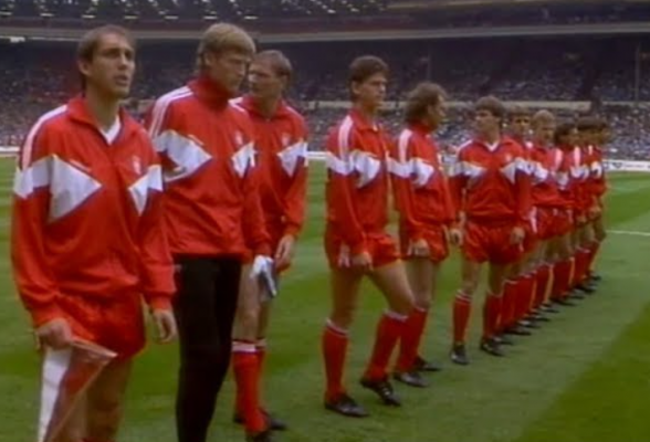 Anglia - Polska 3.06.1989