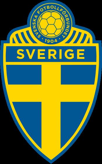 Szwecja - piłka nożna logo