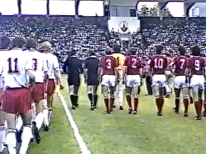 ZSRR - Polska 1988