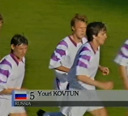 Rosja - Polska 1996