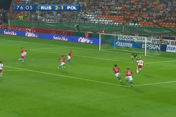 Rosja - Polska 2007