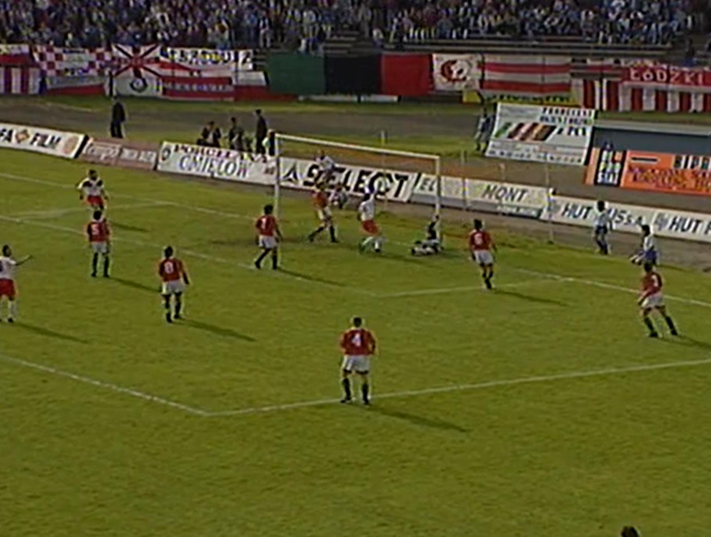 Polska Węgry 1994