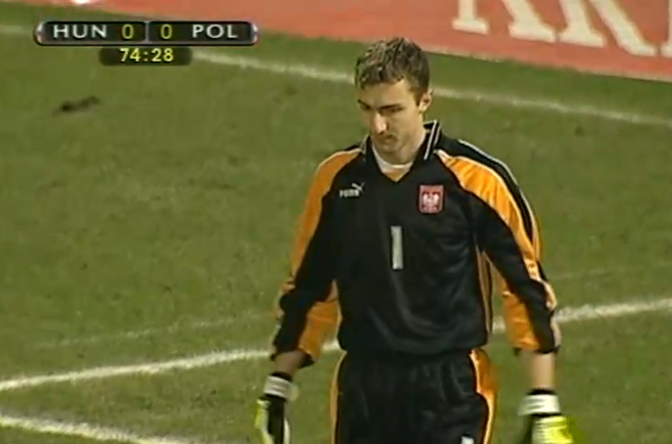 Węgry - Polska 2000