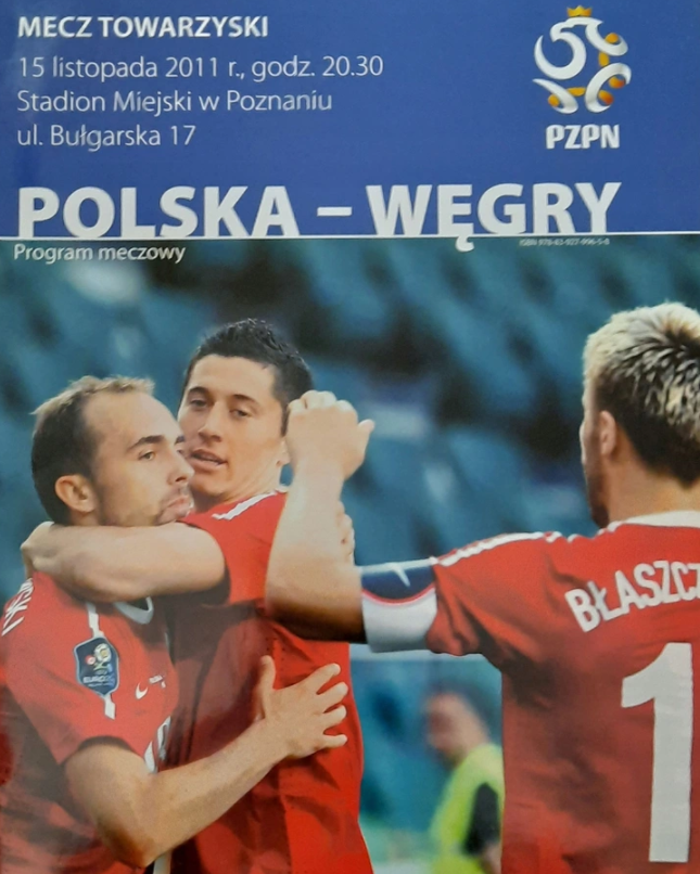 Polska - Węgry 2011