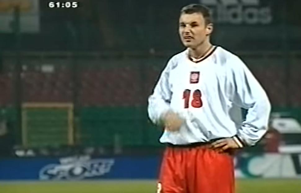 Polska - Islandia 2000