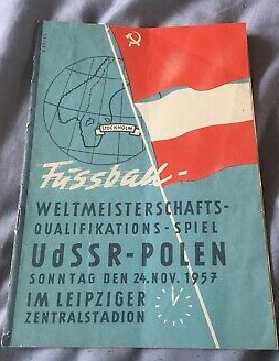 Polska-ZSRR 1957