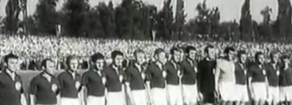 Węgry - Polska 1949