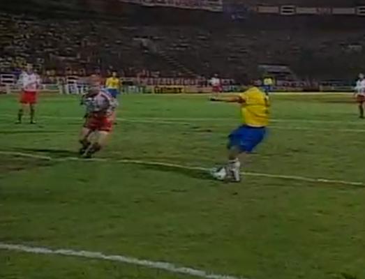 Brazylia - Polska 1995