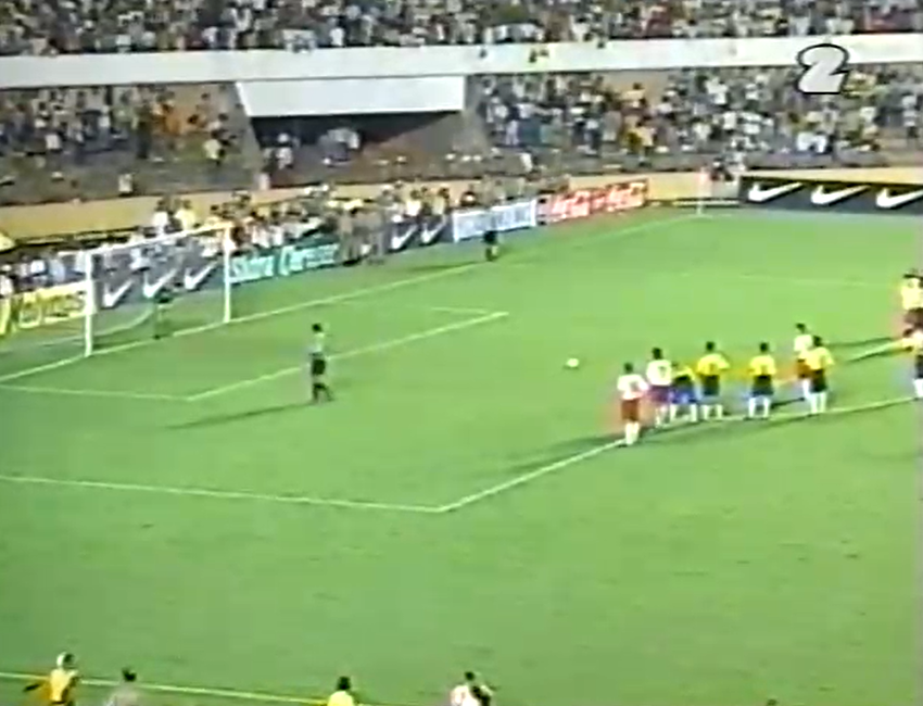 Brazylia - Polska 1997