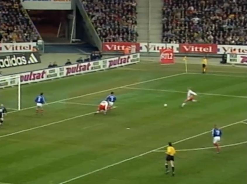 Francja - Polska 2000
