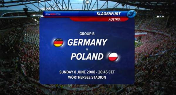 Niemcy - Polska 2008