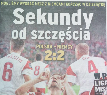 Polska Niemcy 2011