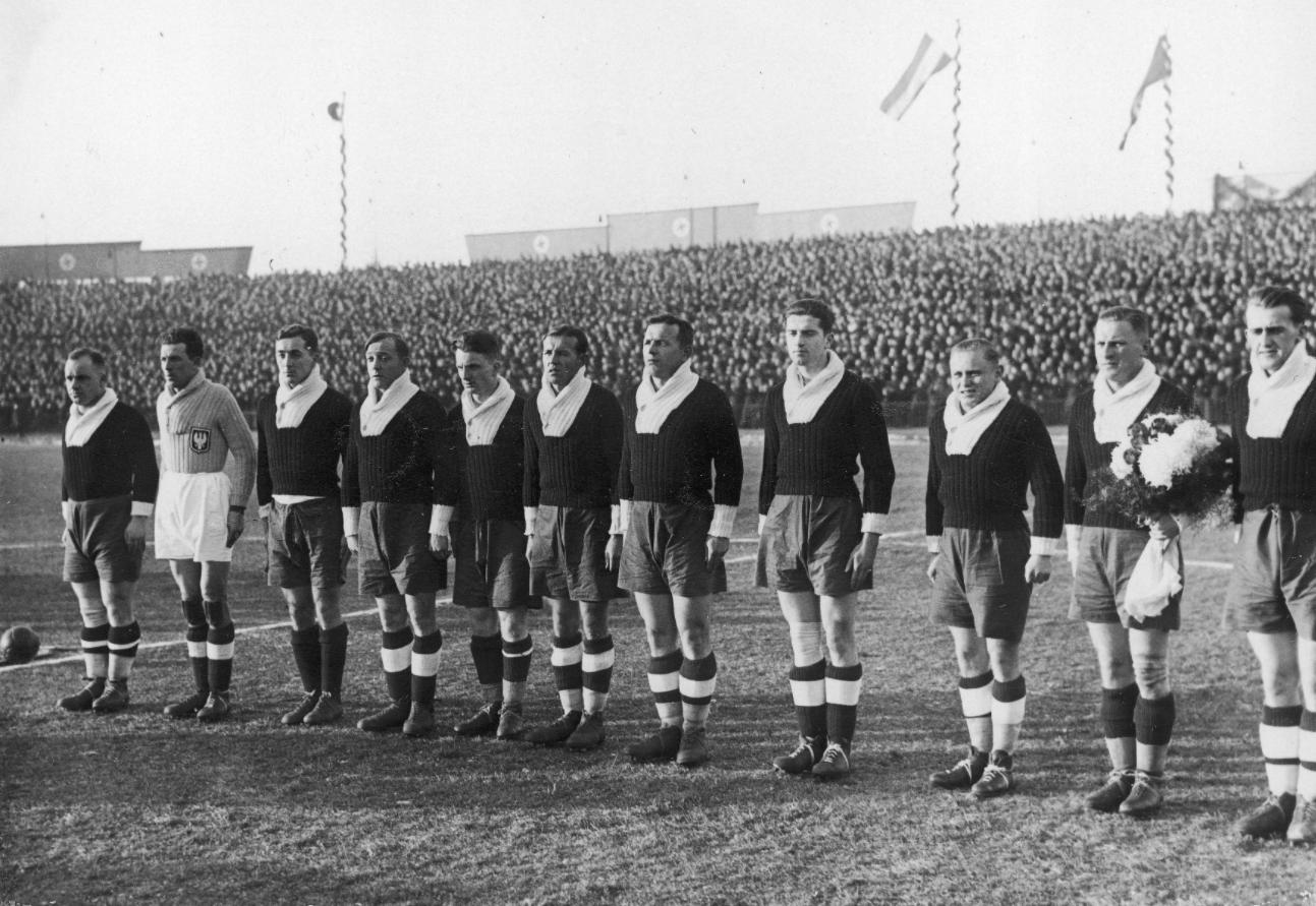 Niemcy - Polska 1933