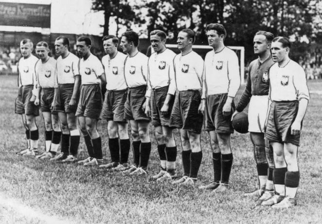 Brazylia - Polska 1938
