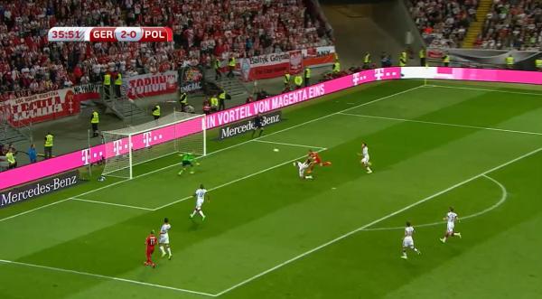 Niemcy - Polska 1-3 2015