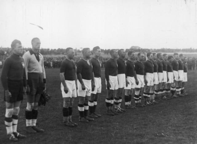 Polska - Niemcy 1934