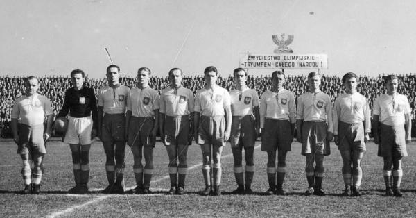 Polska - Austria 1935