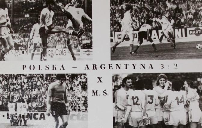 Argentyna - Polska 1974
