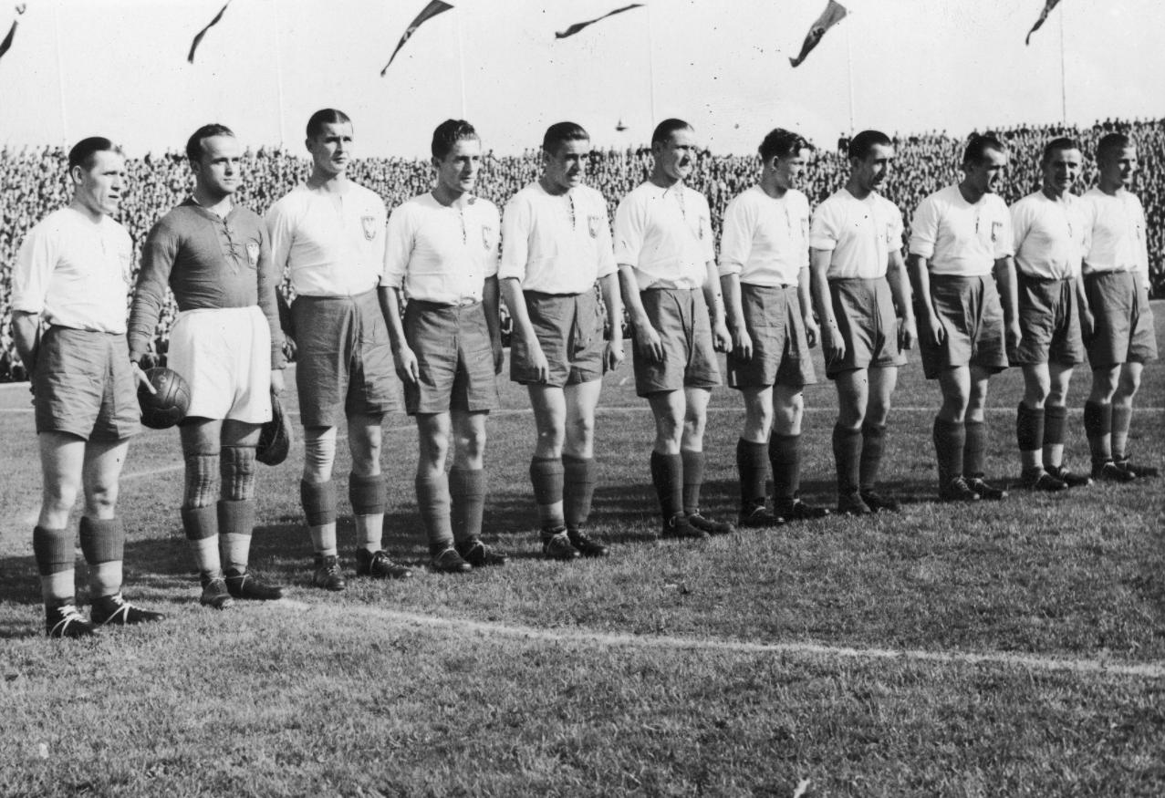 Niemcy - Polska 1938