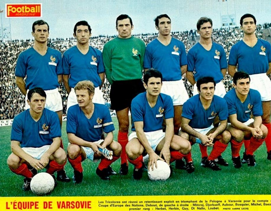 Polska - Francja 1967