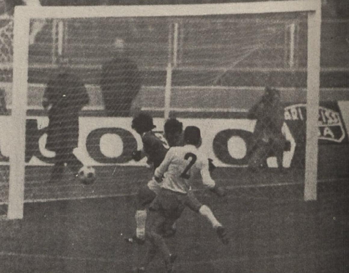 Polska - RFN 1-3 1971