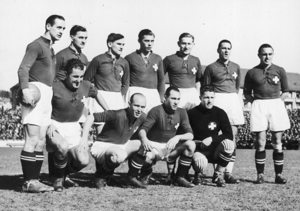 Szwajcaria - Polska 1938