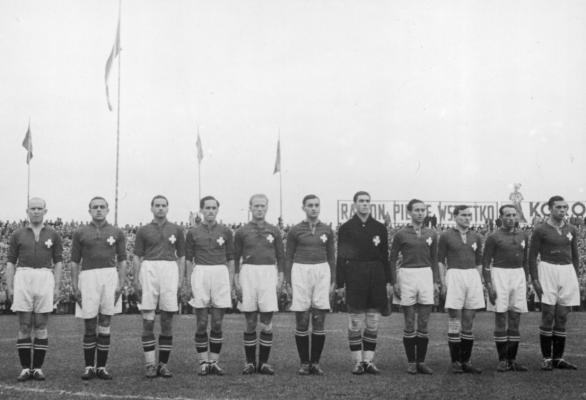 Polska - Szwajcaria 1939.
