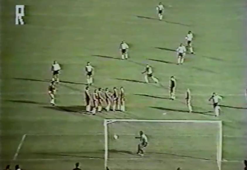 Austria - Polska 1977