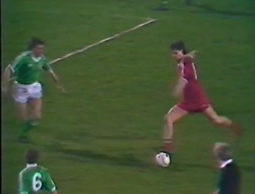 Irlandia Północna - Polska 1988