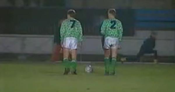 Irlandia Północna - Polska 1991