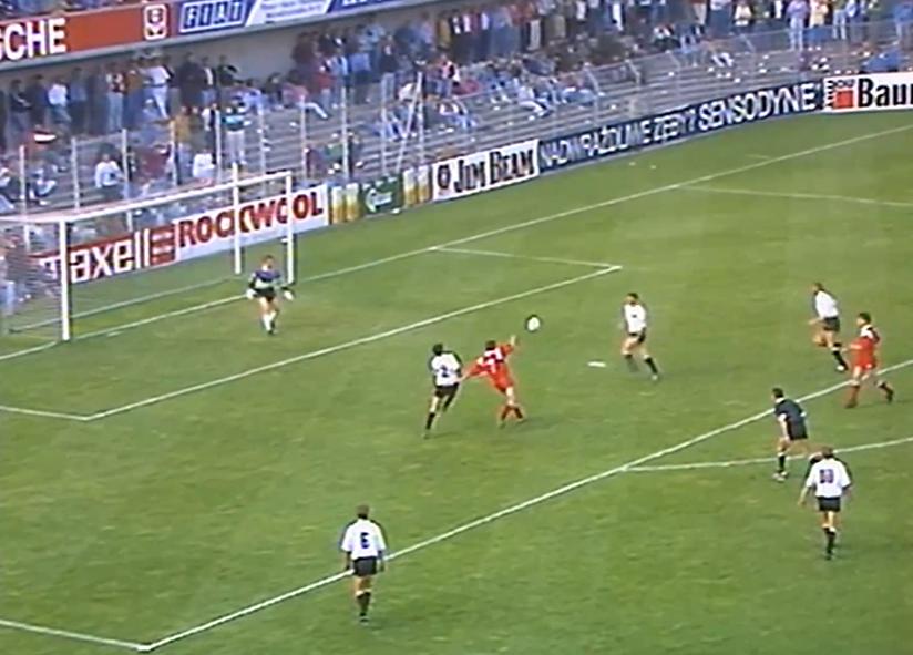 Austria - Polska 1992