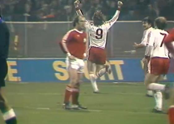 Polska - Szwajcaria 1978