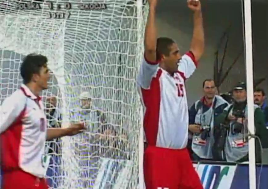 Polska - Szkocja 2001