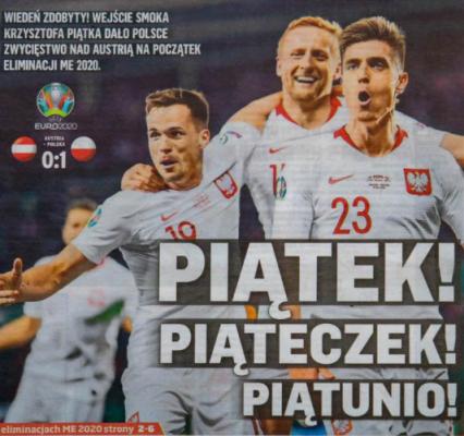 Austria - Polska 2019