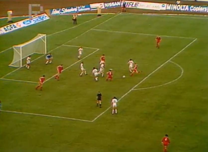 Polska - Belgia 1985
