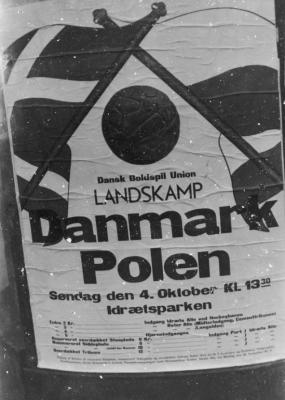 Dania - Polska 1936