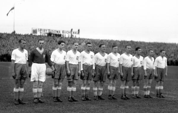 Polska - Dania 1937