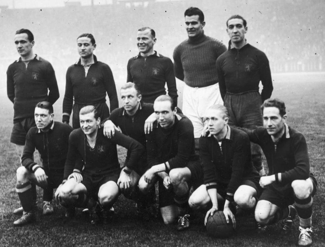 Belgia - Polska 1936