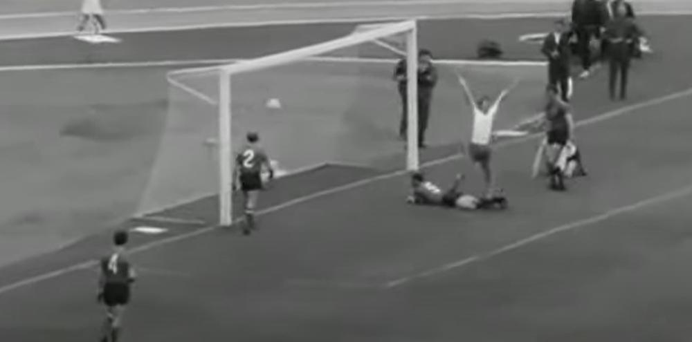Polska - Belgia 1967